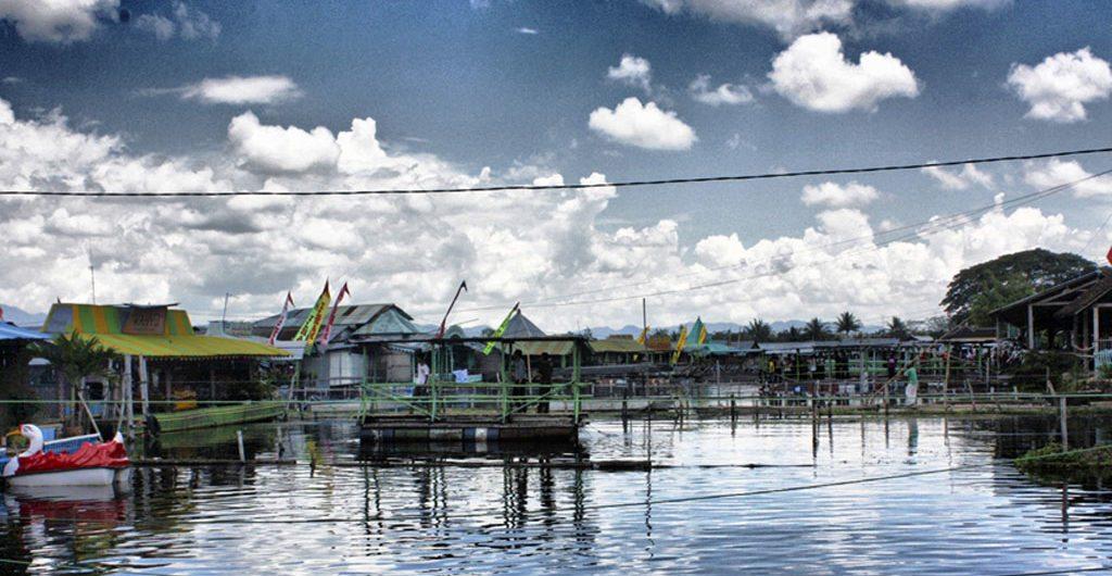 Foto Rowo Jombor Pesona Indonesia Foto Trip 1