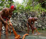 Tour Mentawai tato