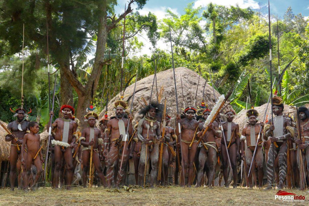 Festival Lembah Baliem Wamena Papua