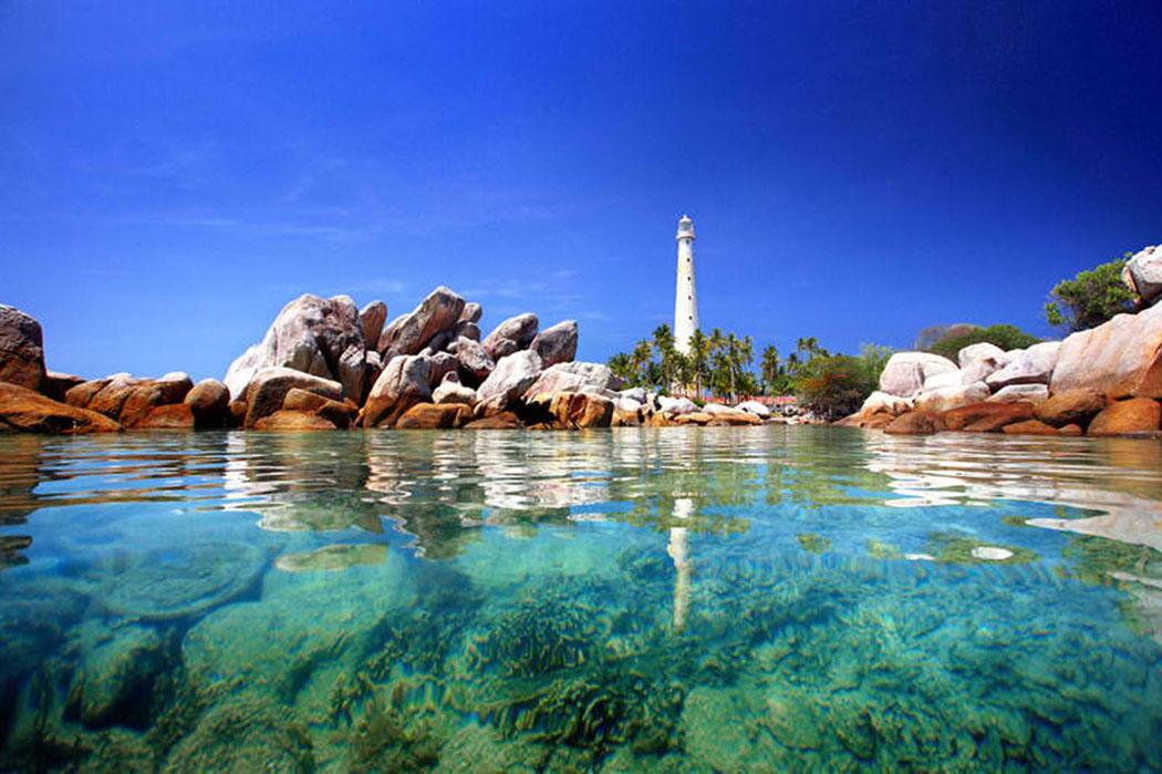 Paket Wisata Belitung Island Pesona Indonesia-Foto Trip 1