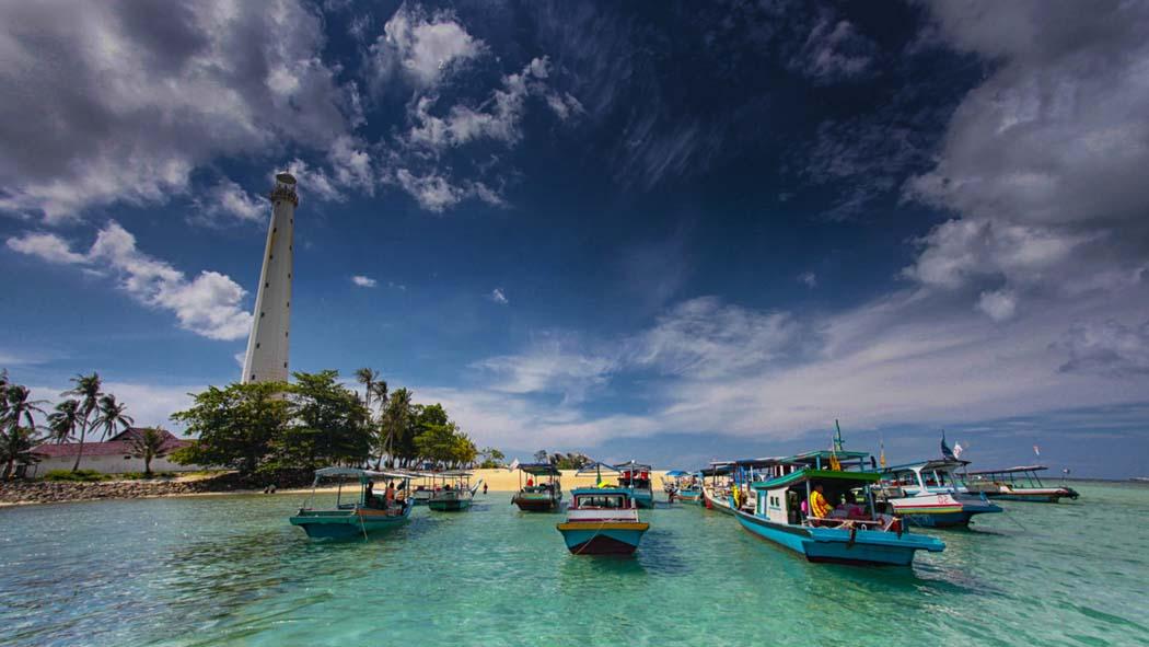 Image Result For Paket Wisata Belitung Backpacker
