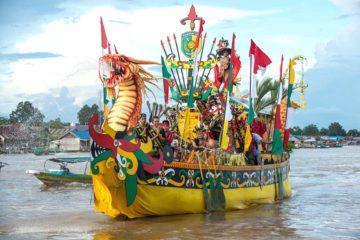 Paket Wisata Festival Budaya Isen Mulang Palangkaraya Pesona Indonesia-Foto Trip 2