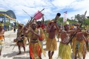 Paket Wisata Festival Danau Sentani Papua Pesona Indonesia - fototrip 4