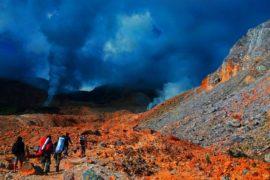 Paket Wisata Pendakian Gunung Papandayan Pesona Indonesia - fototrip 1