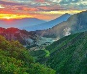 Paket Wisata Pendakian Gunung Papandayan Pesona Indonesia - fototrip 2