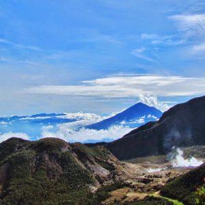 Paket Wisata Pendakian Gunung Papandayan Pesona Indonesia - fototrip 5