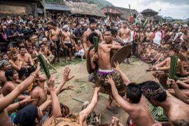 Paket Wisata Perang Pandan Tenganan Bali Pesona Indonesia - fototrip 1