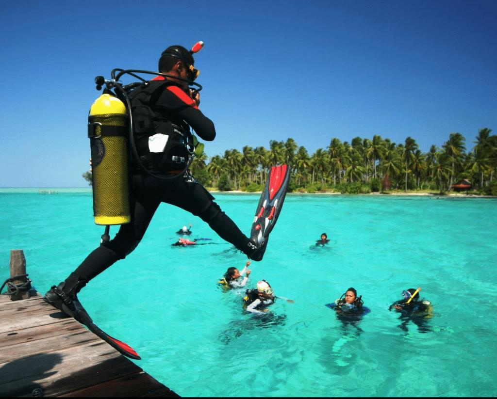 Paket Wisata Pulau Weh Sabang Aceh - Diving Weh