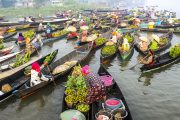 Tour Banjarmasin Pasar Terapung