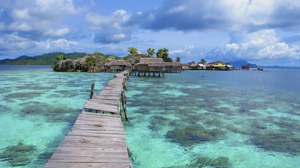TN Kep. Togean, Sulawesi Tengah, Central Sulawesi, Suku Bajo, Stingless Jellyfish, Ampana,