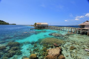Tour Togean sulawesi
