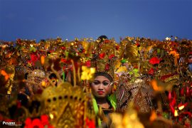 Festival Gandrung Sewu Banyuwangi