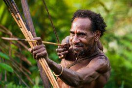 Suku Korowai Papua