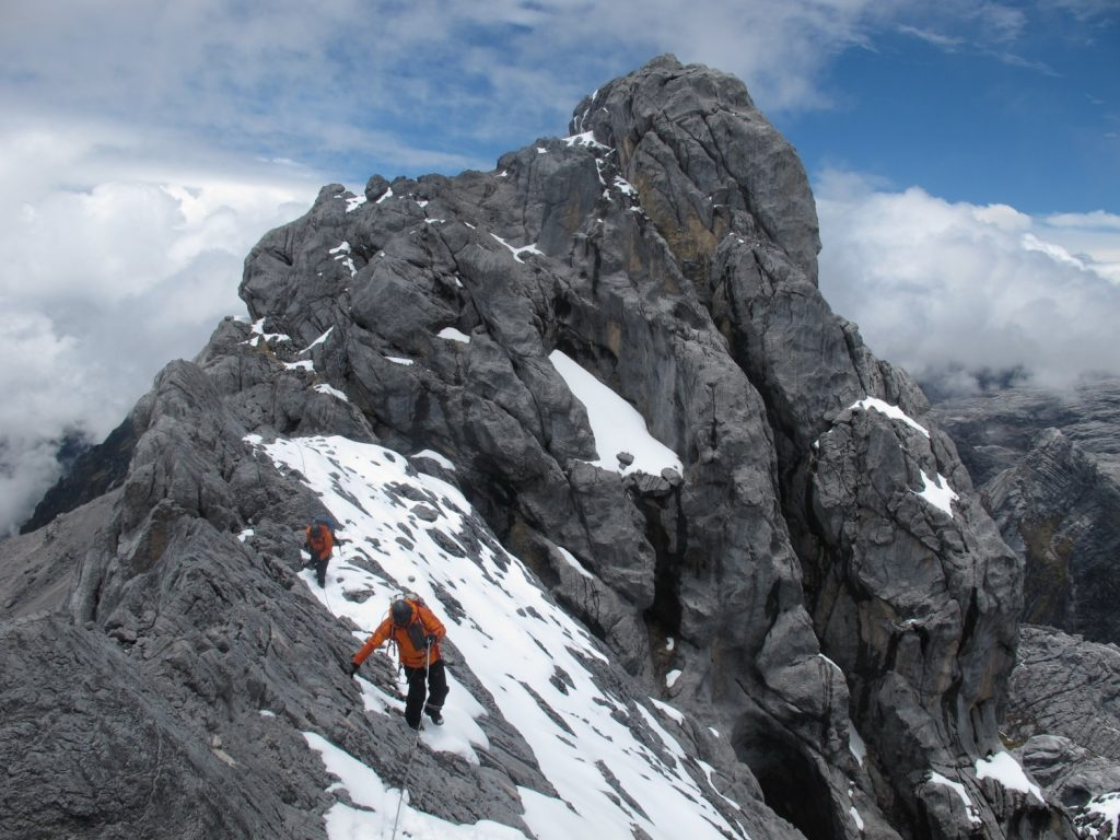 Cartenz Pyramid Expedition