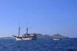Sailing Trip Labuan bajo - lombok