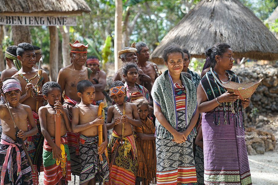 Festival Likurai Timor